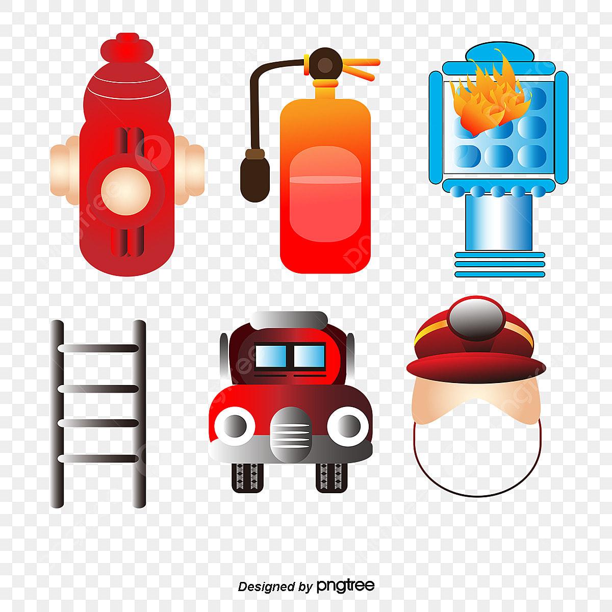 Feuerwehr Symbol Feuerwehr Symbol Hydranten Feuerlöscher