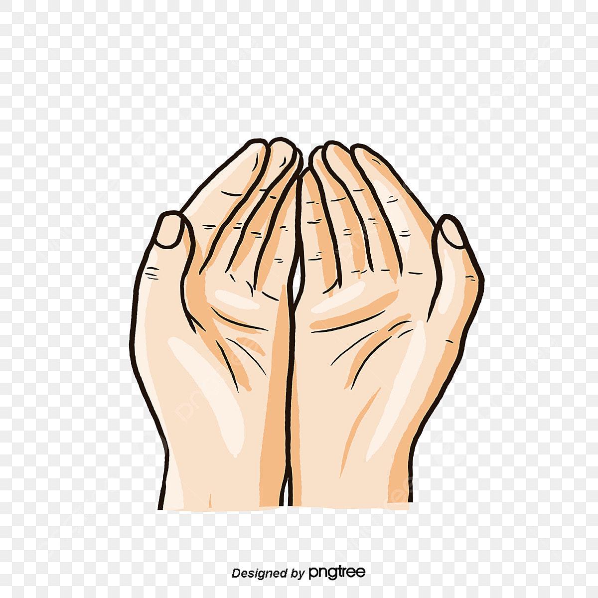 لفتة عقد اليدين يدا كليبارت لفتة عقد اليدين Png وملف Psd للتحميل مجانا