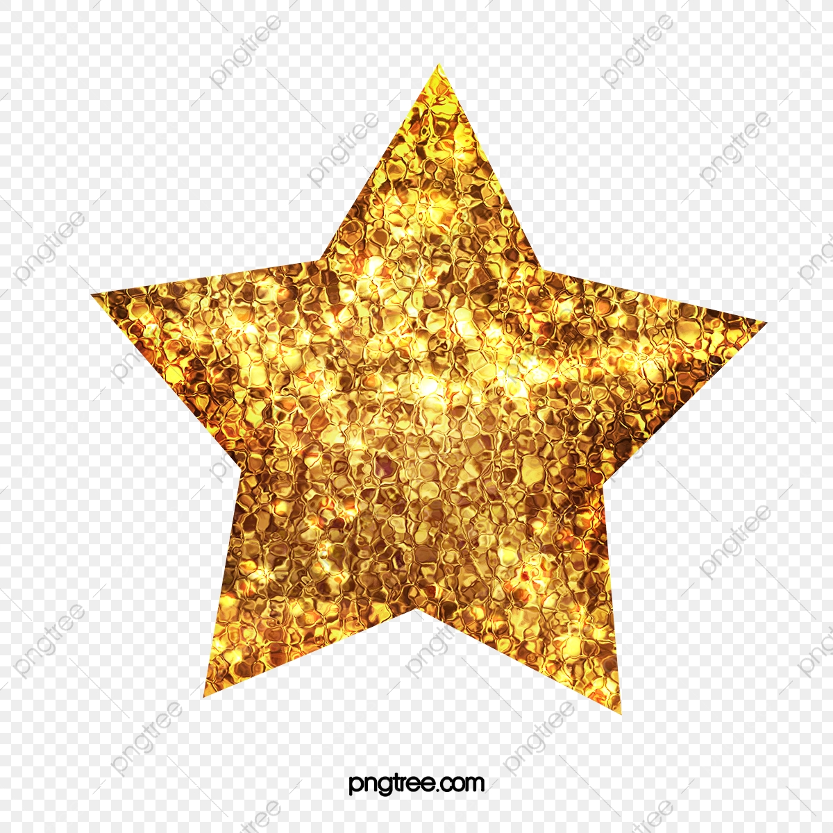 Gold Stars, Golden, Golden Star, Star PNG Transparent Image and