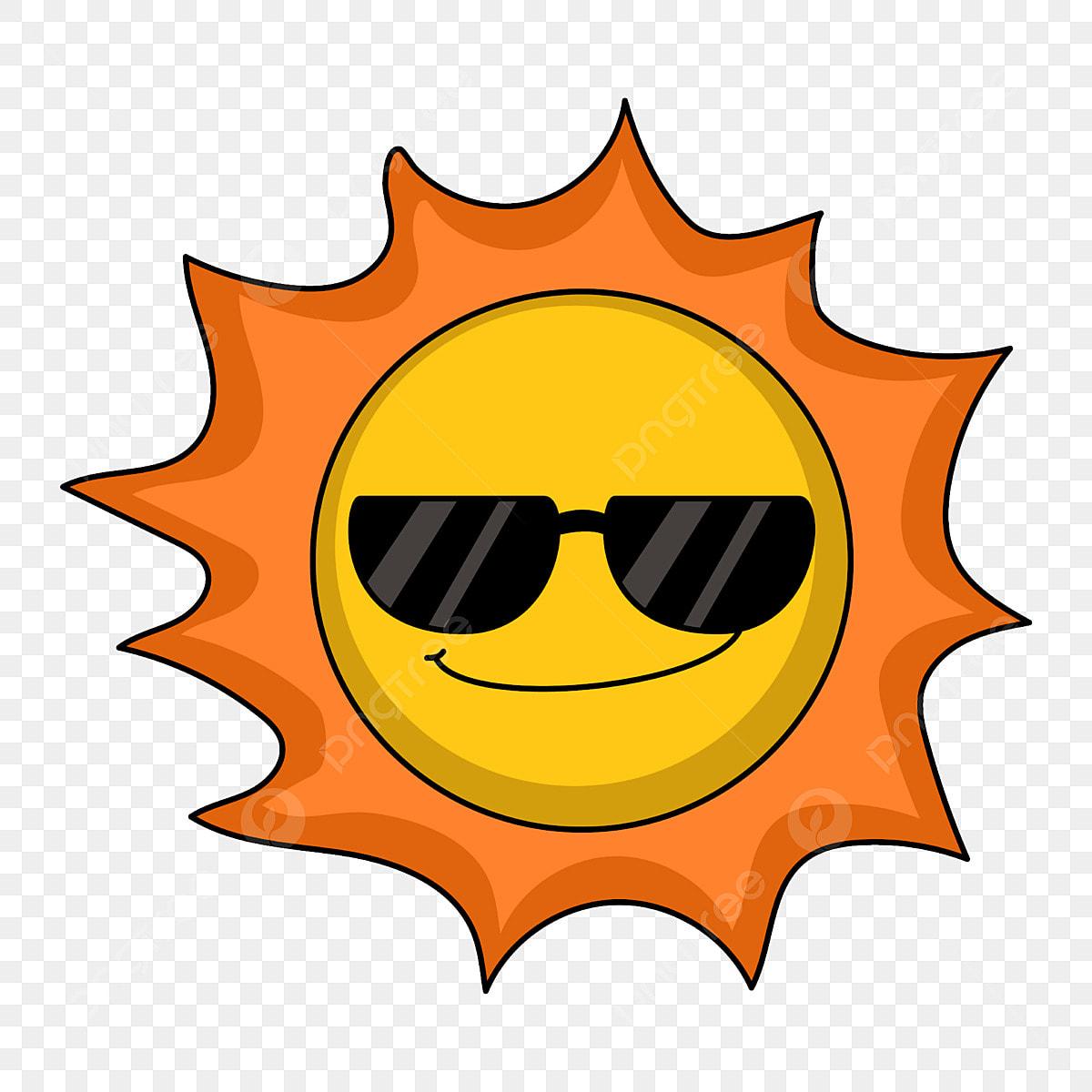 Le Soleil D Ete De L Ile De Dessin Clipart Soleil Soleil Ete Png Et Vecteur Pour Telechargement Gratuit