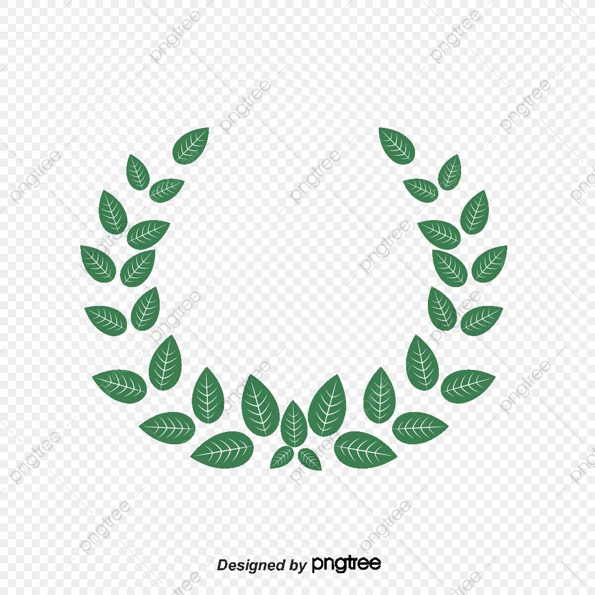 Green Leaves Border Green Vector Border Vector Green Leaves Png Transparent Clipart Image And Psd File For Free Download