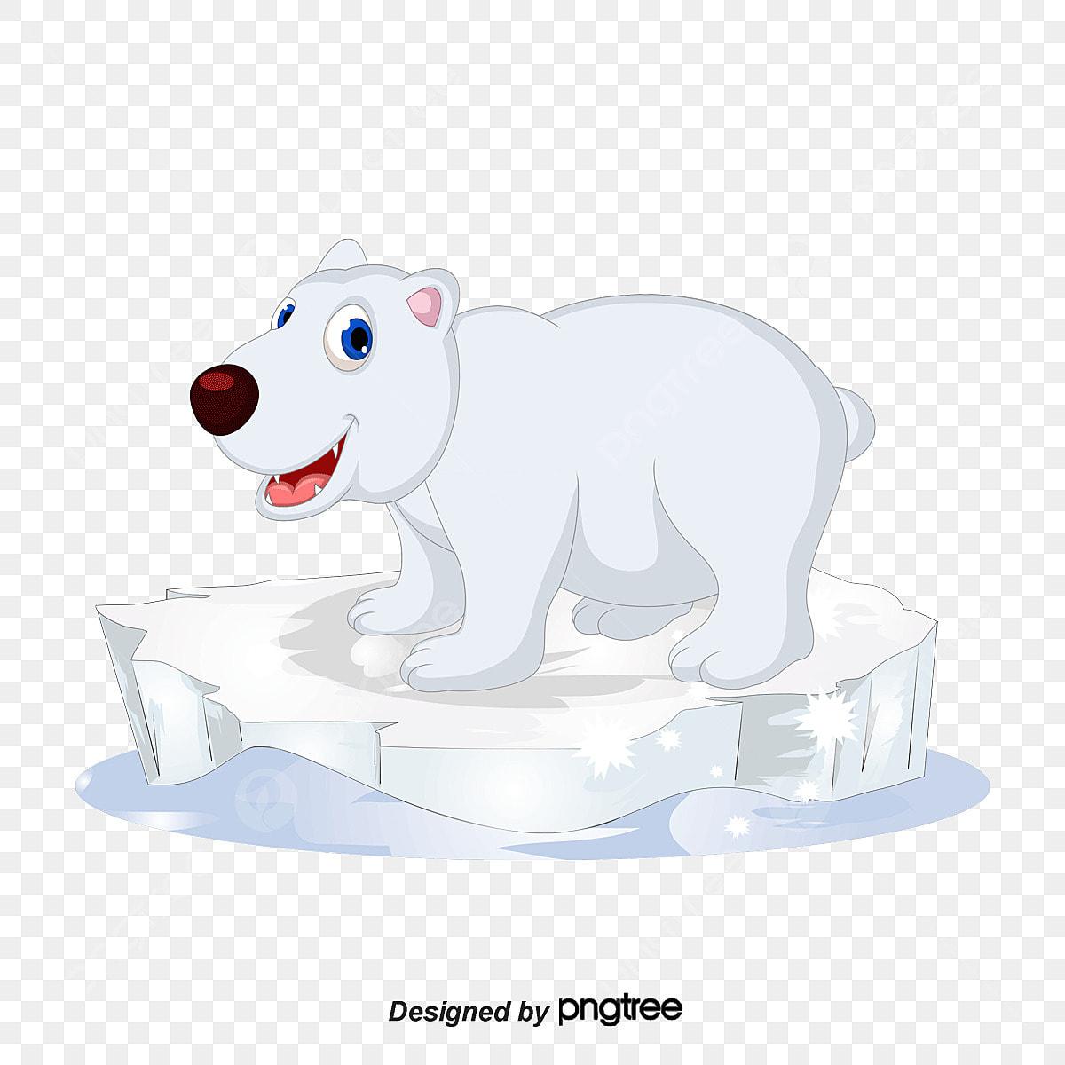 من ناحية رسم الدب القطبي الدب القطبي الدب القطب الشمالي Png وملف Psd للتحميل مجانا