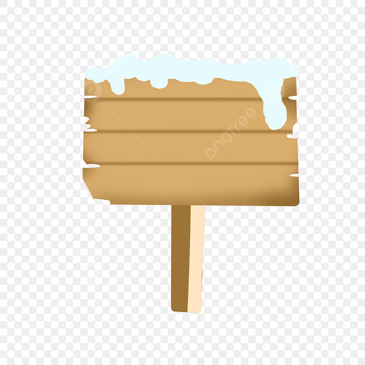 кучи снега знак деревянный знак знаки снег Png и Psd файл