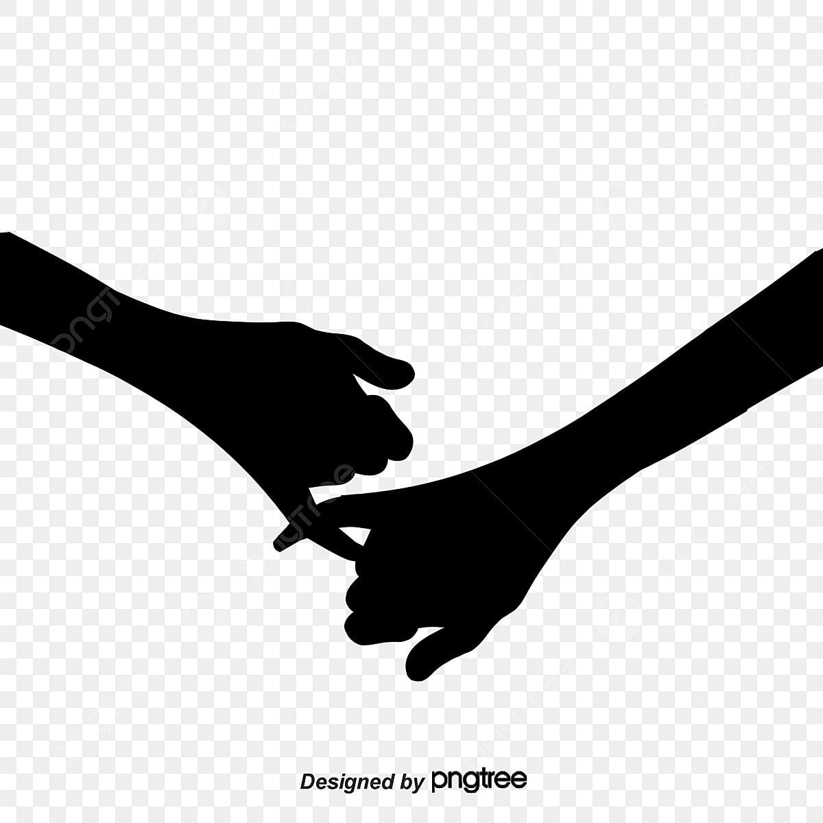 عقد اليدين من خيال يدا كليبارت مبعدات كف Png وملف Psd للتحميل مجانا