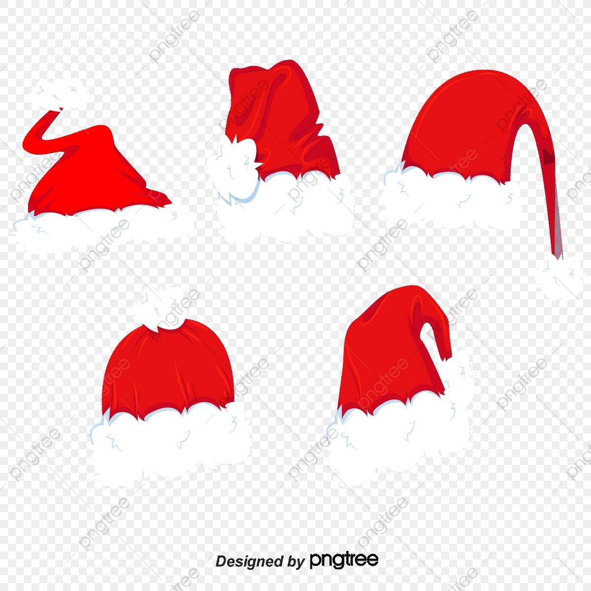 Christmas Hat Vector Png.Holiday Decorations Christmas Hat Vector Christmas Vector