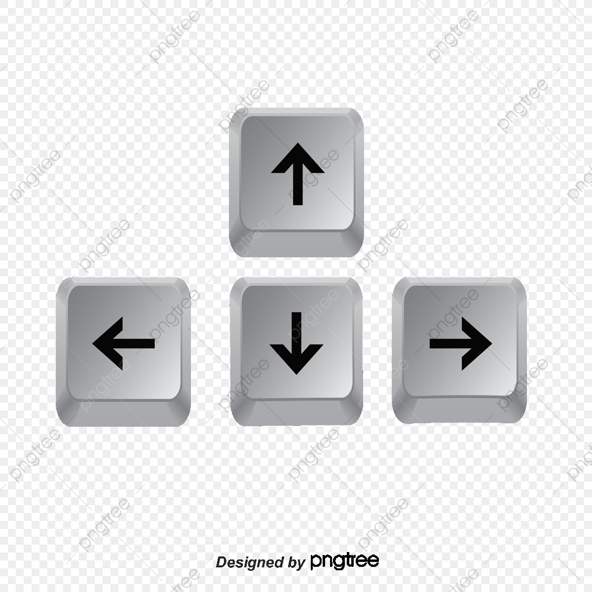 Keyboard Arrow Keyboard Keyboard Buttons Vector Png Transparent Clipart Image And Psd File For Free Download