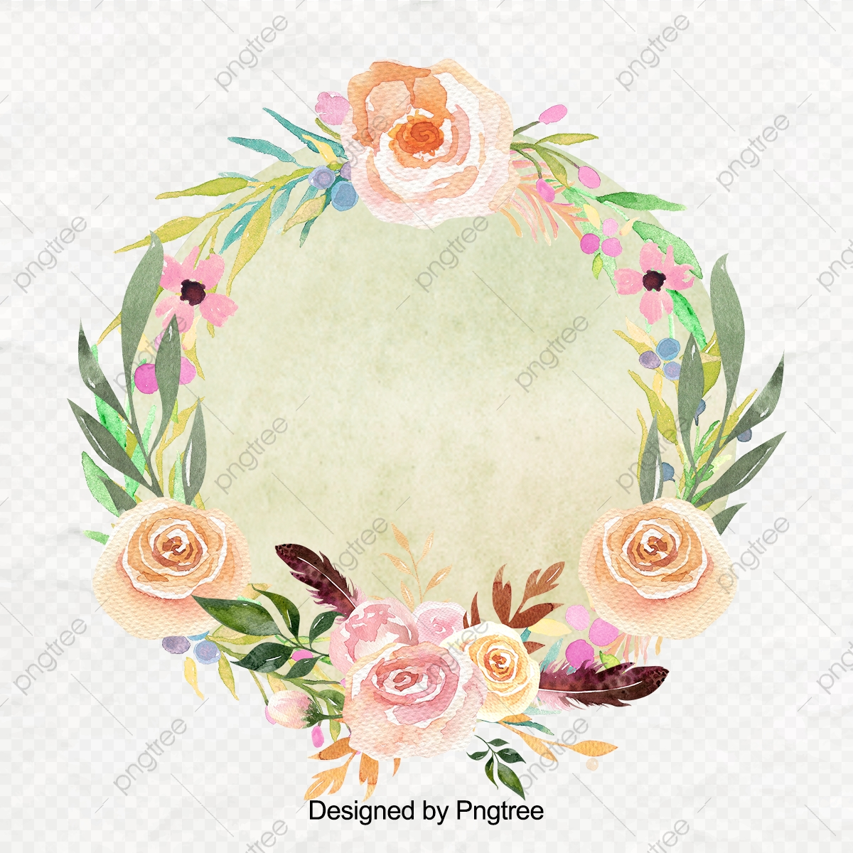 Painted Floral Background Pattern Drawing Patterns Painting