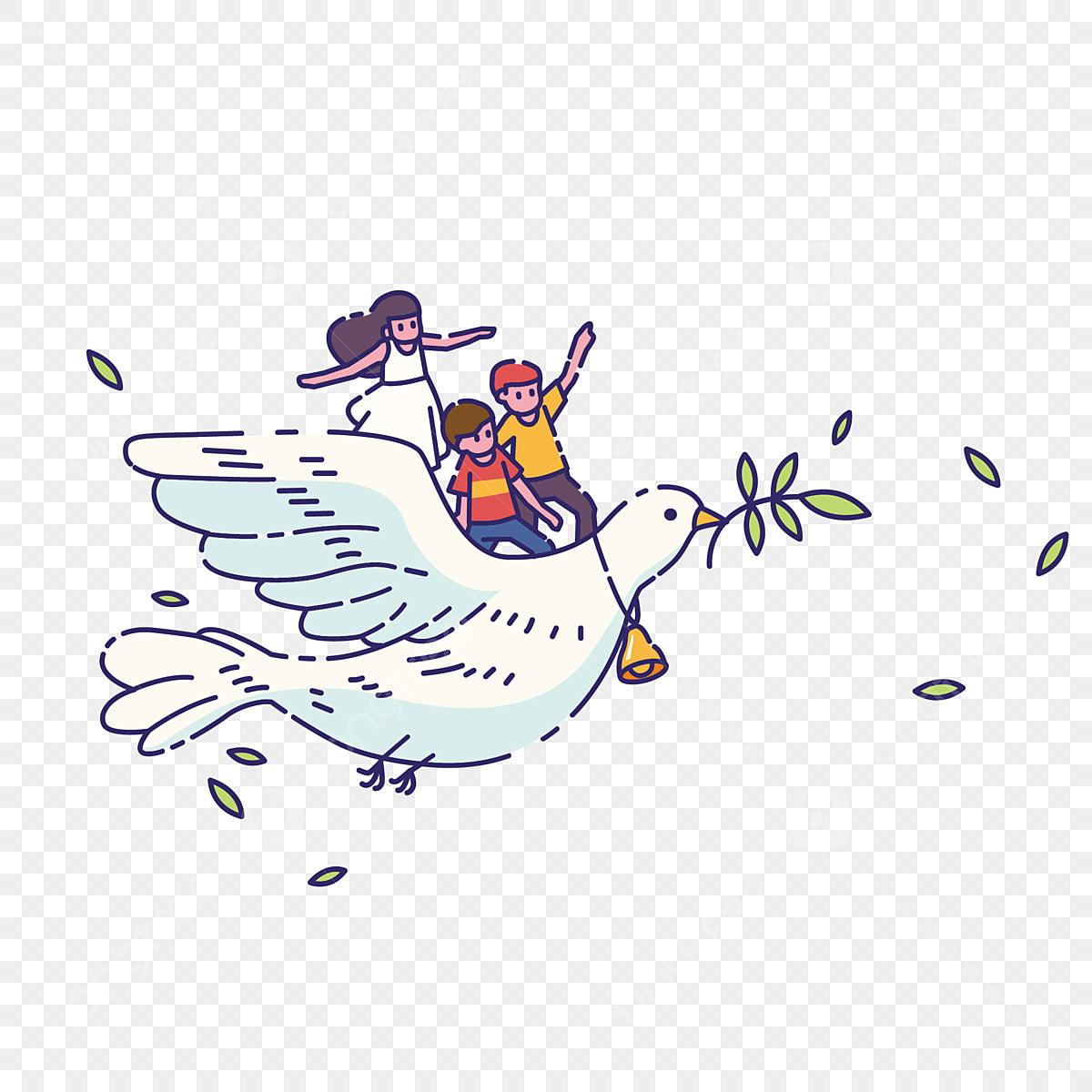 Friedenstaube Splash Transparente Die Taube Png Und Psd