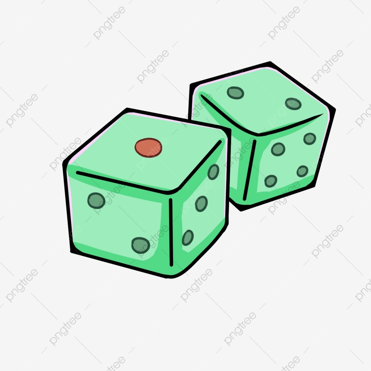 des cartes de jeu de d u00e9s cartes  u00e0 jouer les d u00e9s jeu png et vecteur pour t u00e9l u00e9chargement gratuit