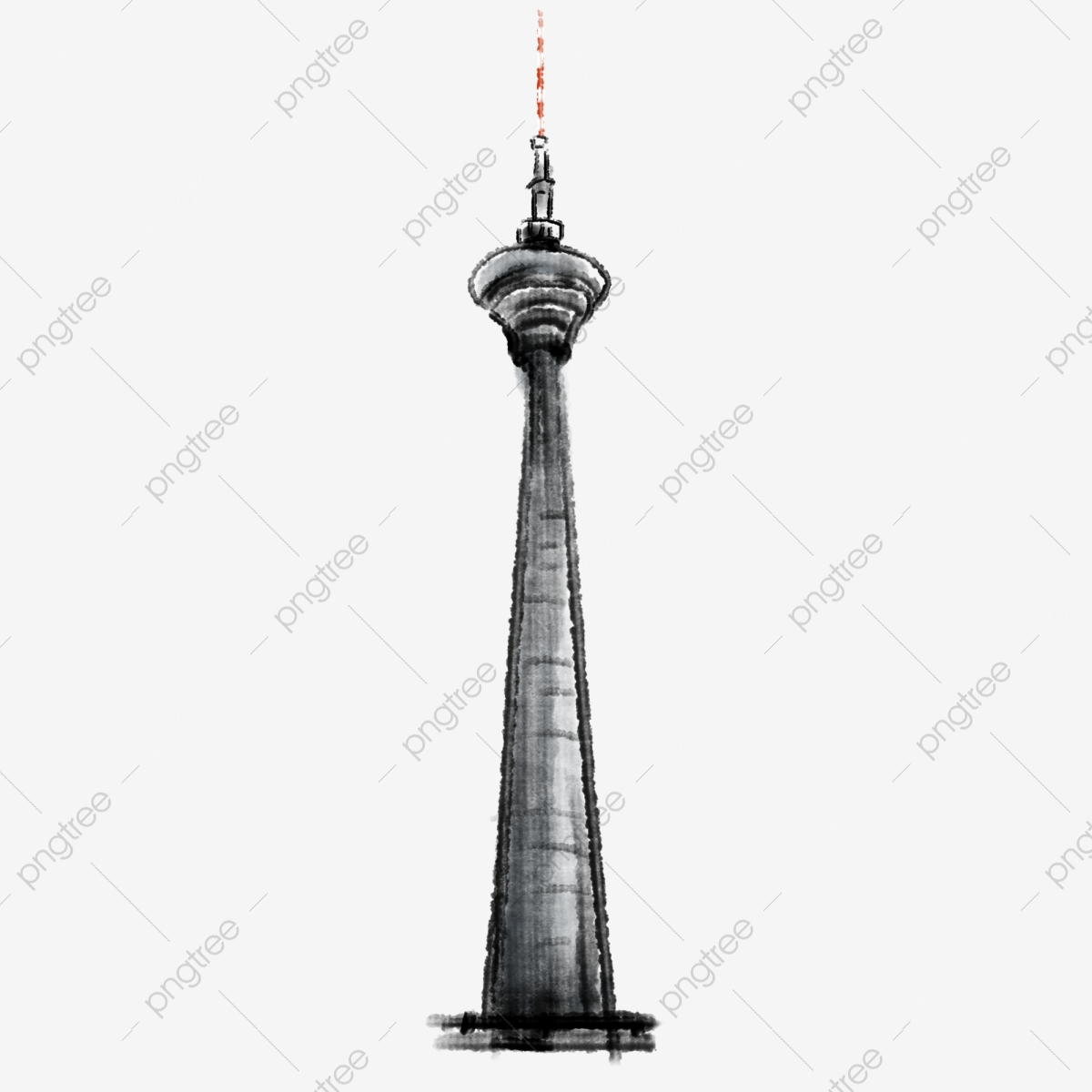 Radio Tower, Radio Clipart, Electric Tower, Radio PNG