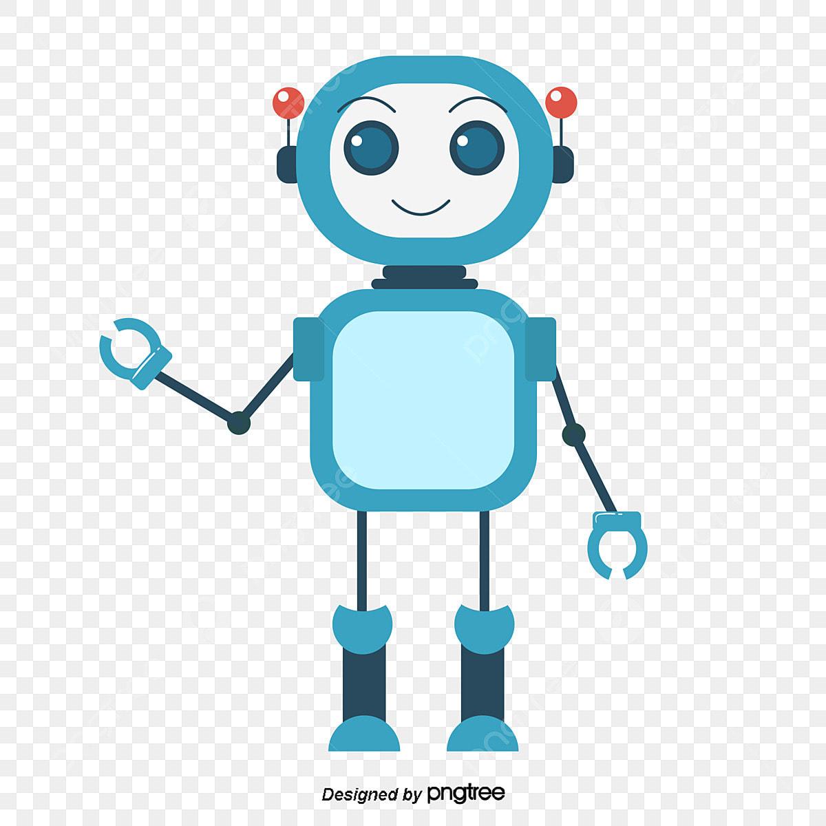 Gambar Robot 3d Tiga Dimensi Kartun Png Dan Clipart Untuk Muat Turun Percuma