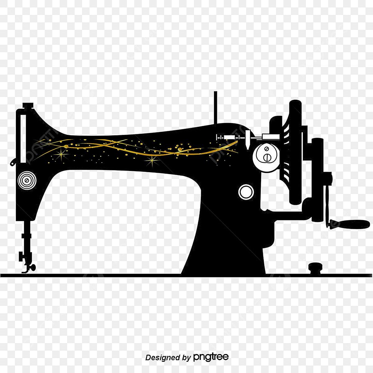 Material De Vetor De Maquina De Costura Maquina De Costura Png
