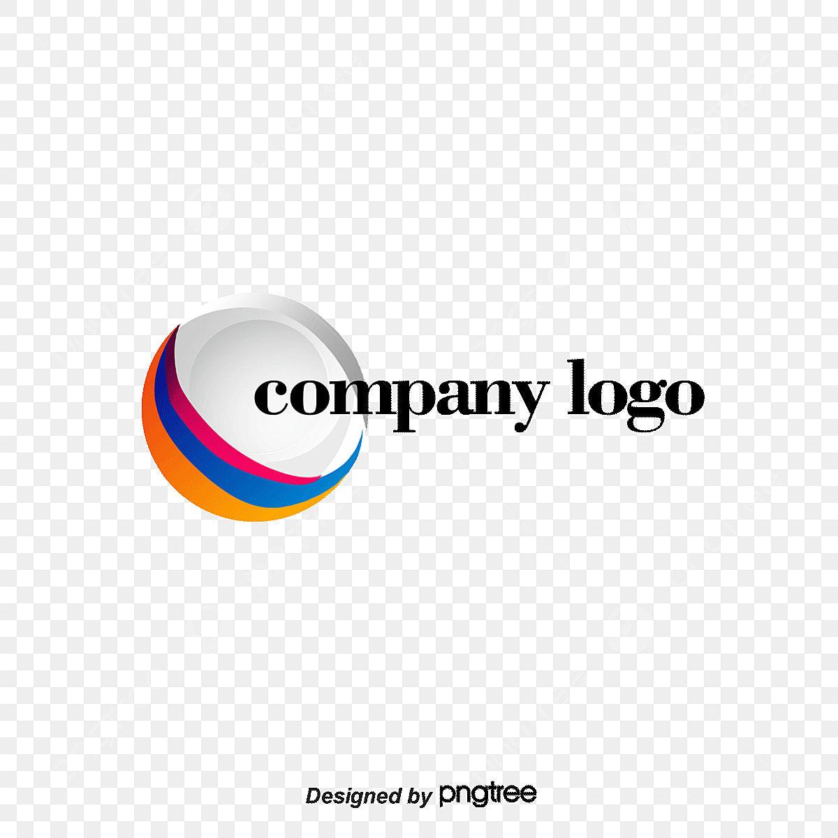 Three Color Company Logo Company Logo Design Company Logo Logo