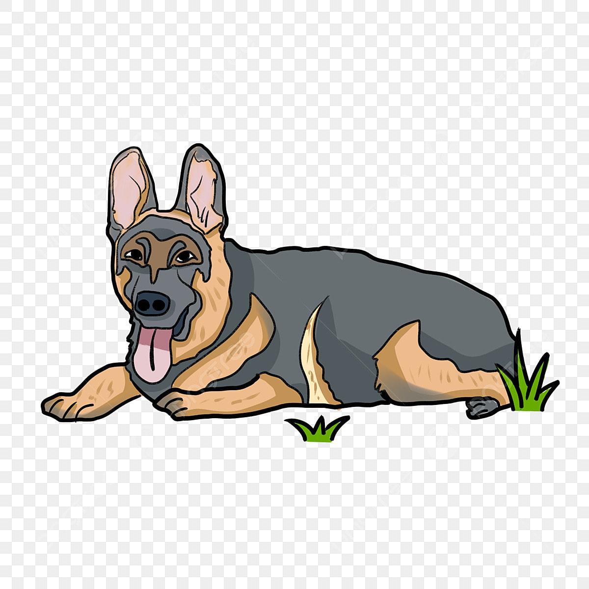 لسان الكلب الأسود الكلاب الكبيرة الكلب الأسود زينة Png وملف Psd