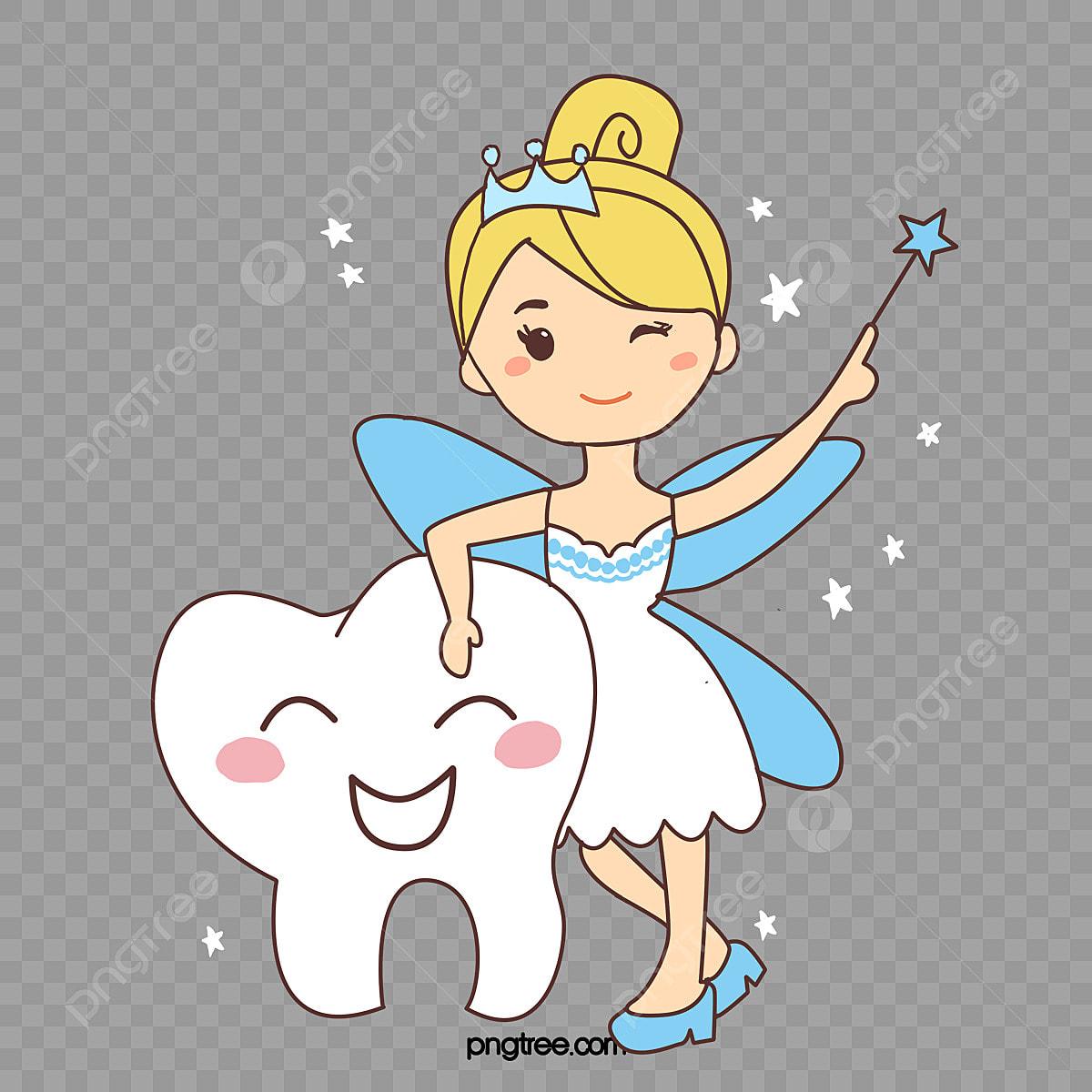 Милая Фея Молочных Зубов