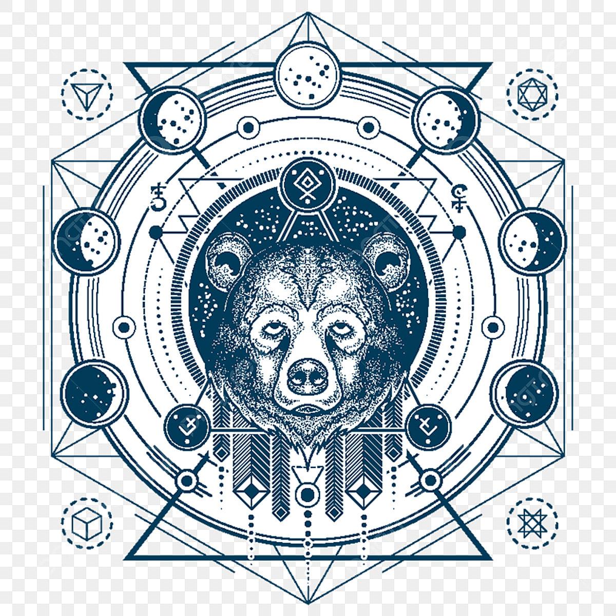 Totem Tattoo Totem Like Totem Png Transparent Clipart