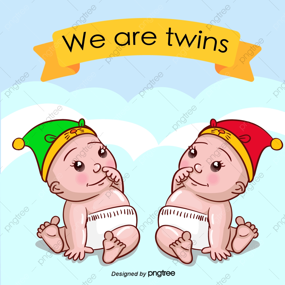 Infant clipart boy girl twin, Infant boy girl twin Transparent FREE for  download on WebStockReview 2020