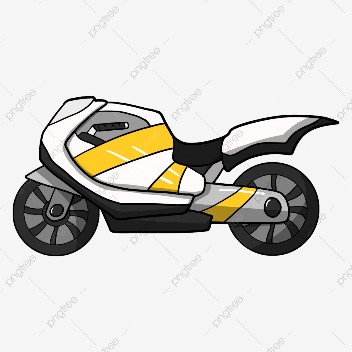 Motocross PNG Vector And PSD Files