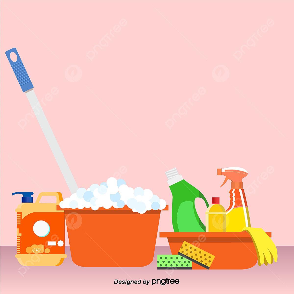 outil de nettoyage de vecteur outil de nettoyage outil de