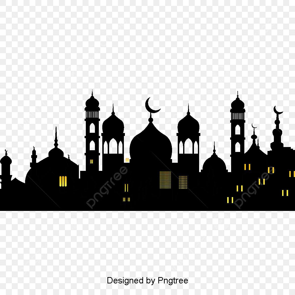 ic u00f4nes et de construction de vecteurs de symboles religieux l islam vecteur religion fichier png