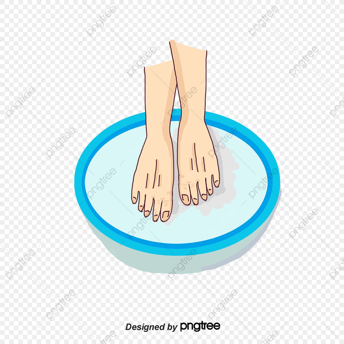 vector feet beauty beauty vector footbath foot png transparent clipart image and psd file for free download https pngtree com freepng vector feet beauty 1359908 html