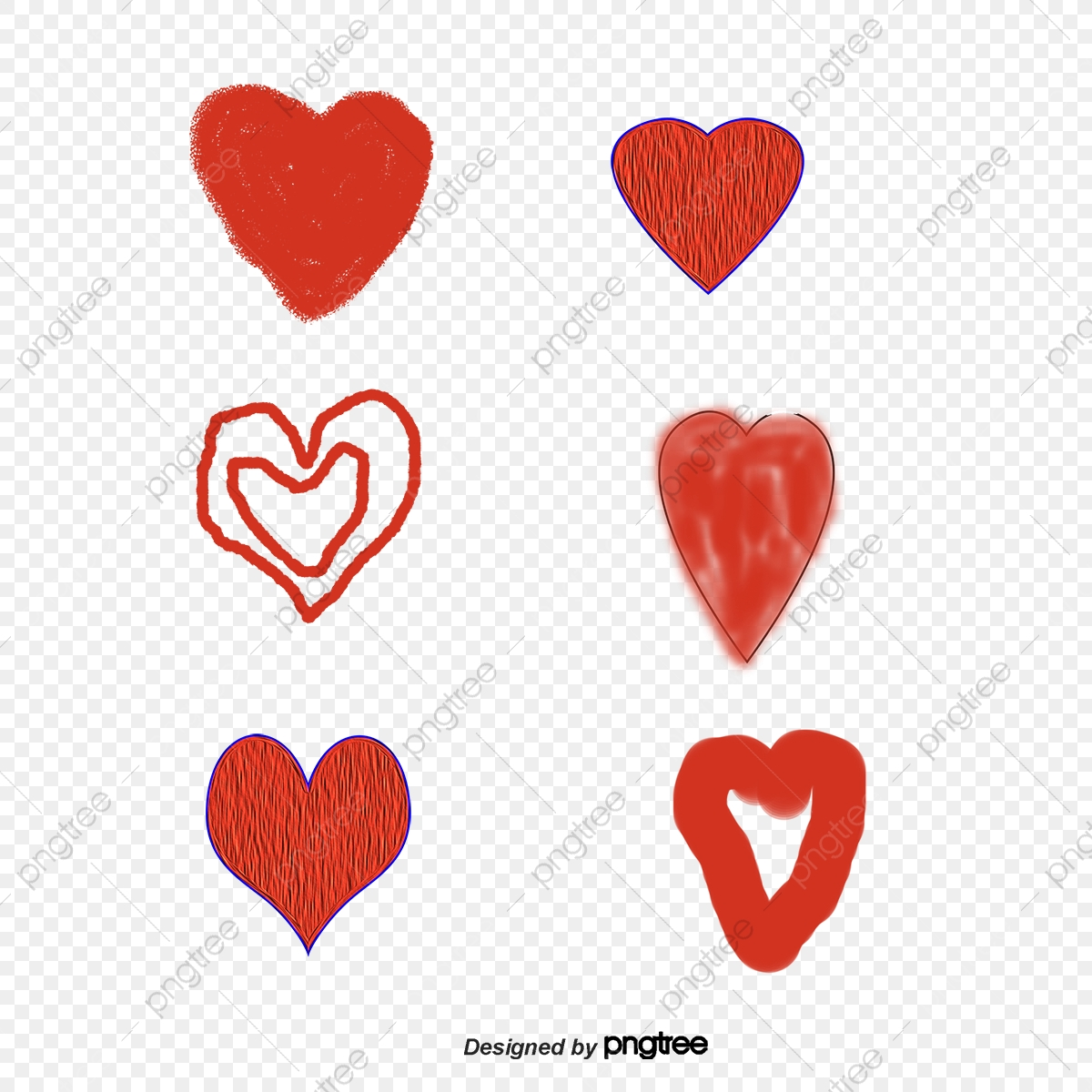 Vector Hand Drawn Hearts Heart Shaped Heart Hearts Png Transparent Clipart Image And Psd File For Free Download Use to make your decorative products. https pngtree com freepng vector hand drawn hearts 1054947 html