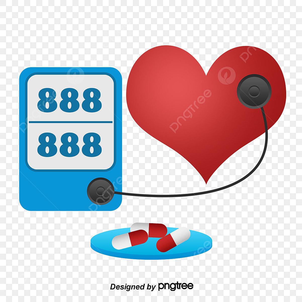 Gráfico de presión arterial nuevo