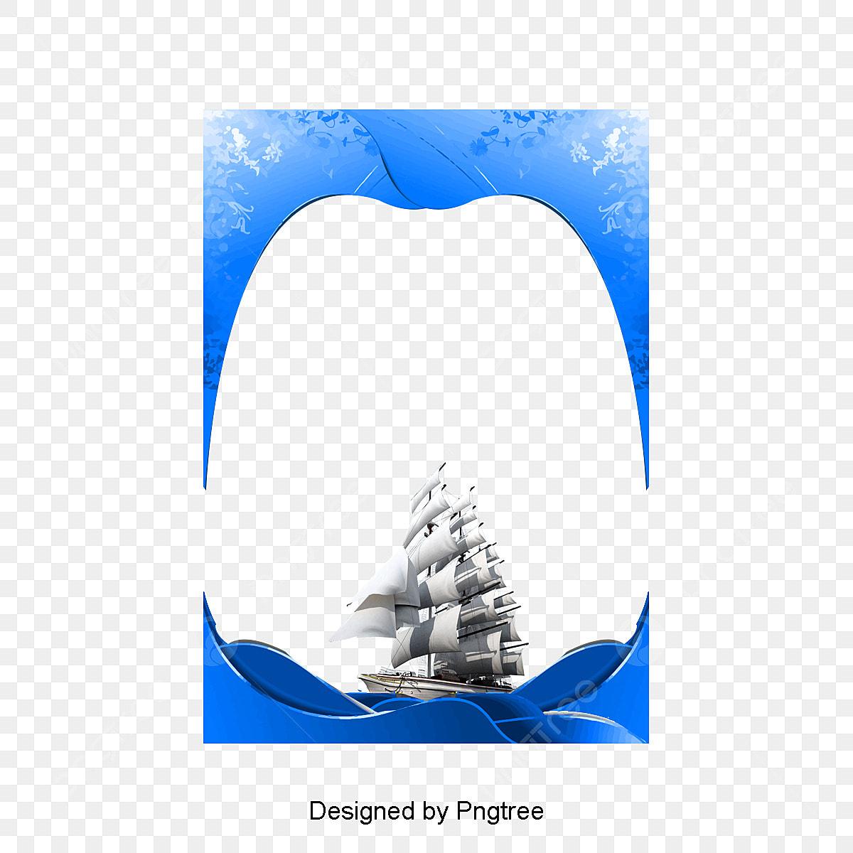 大のベクトルのイラスト ヨット 海 靑い画像とpsd素材ファイルの無料