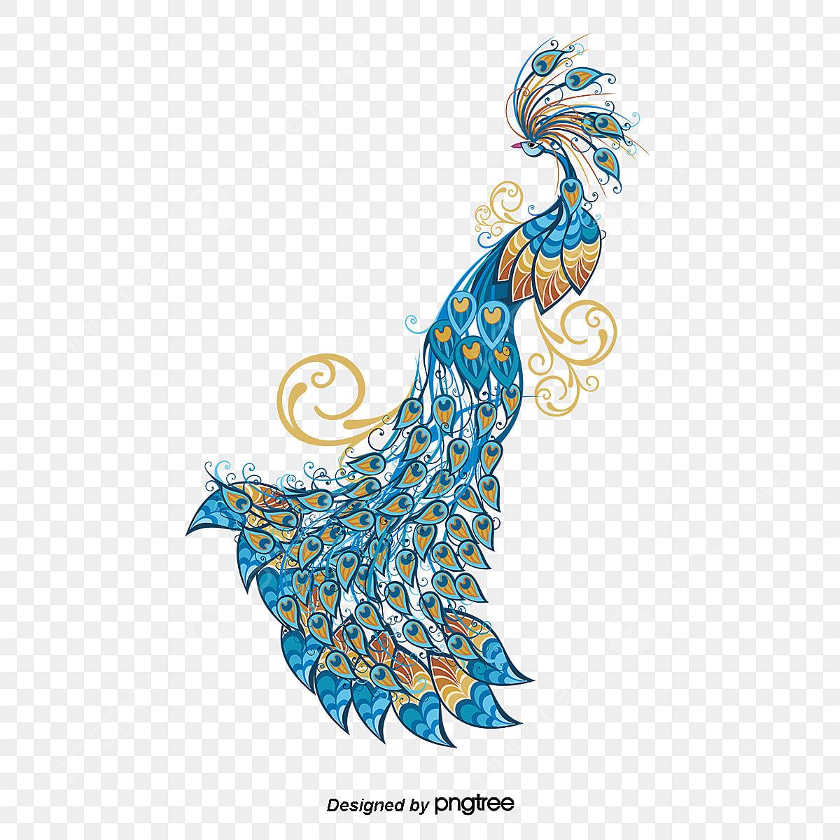 Peacock Clip Art