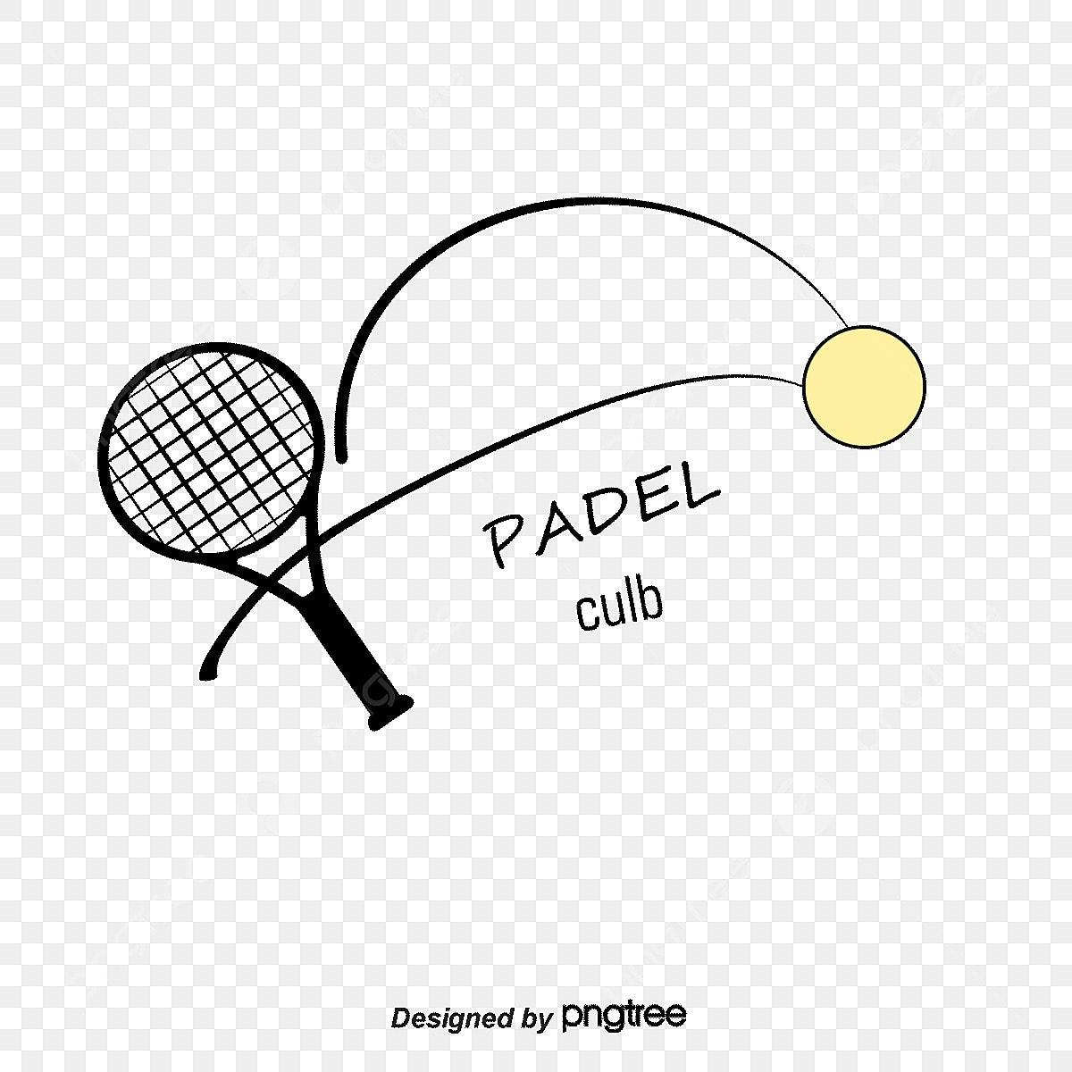 Le Vecteur De La Raquette De Tennis Raquette Mouvement Le Sport Fichier Png Et Psd Pour Le Telechargement Libre