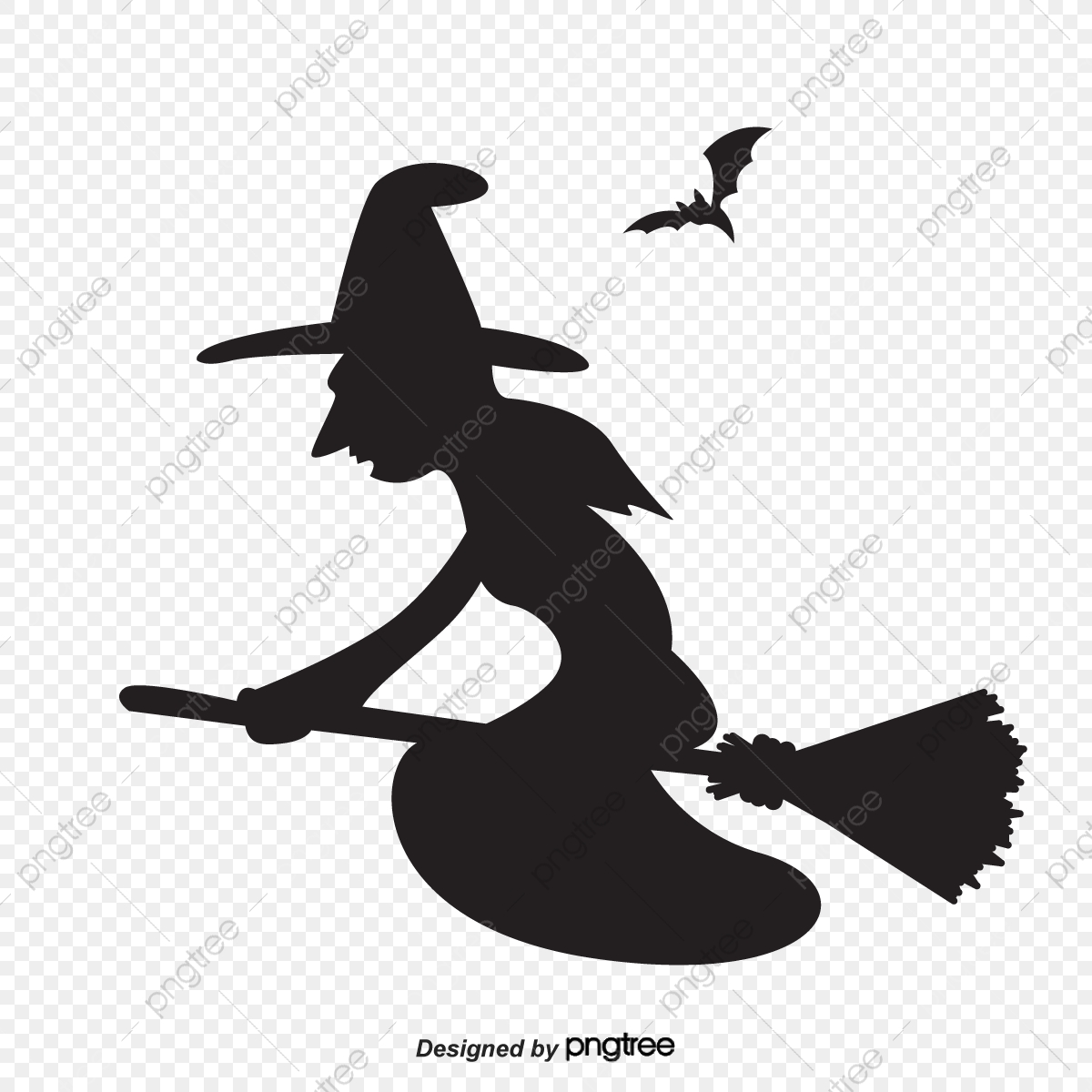 Witch Png Images Vector And Psd Files Free Download On Pngtree