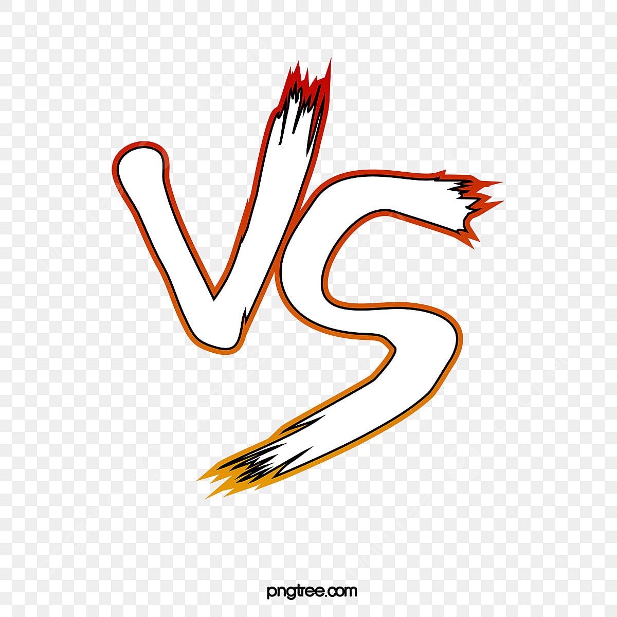 Vs対対決, Vs毛筆字, 対決PK, 試合vs画像素材の無料ダウンロードの ...