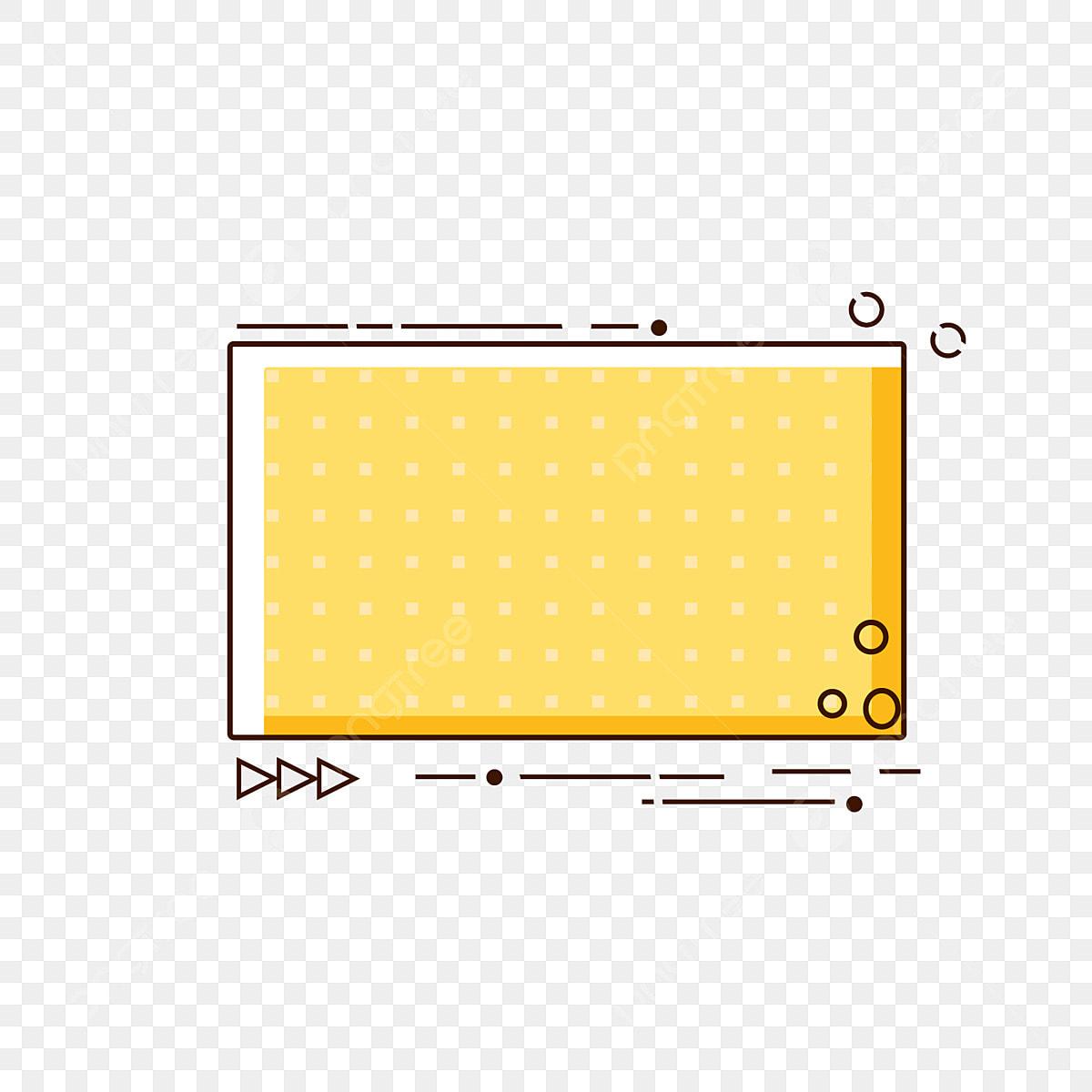 la bo u00eete jaune chaud de d u00e9filement de texte jaune couleur