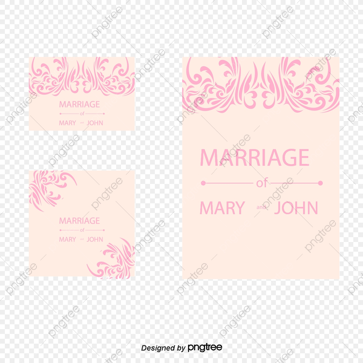 Wedding Invitation Template Free Download Marriage Certificate