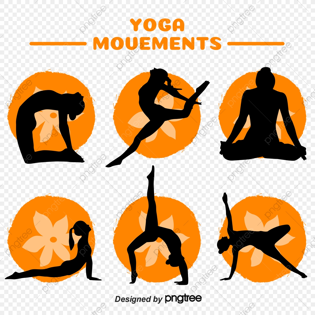 Yoga Poses Icon Yoga For Women Fitness Exercise Vector Png Transparent Clipart Image And Psd File For Free Download
