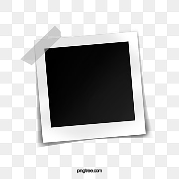 polaroid paper elements, Office Supplies, Polaroid, Projection PNG and PSD