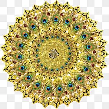 shri krishna sudarshan chakra round shape weapon, Shri Krishna, Sudarshan Chakra, Peacock Feather PNG and PSD