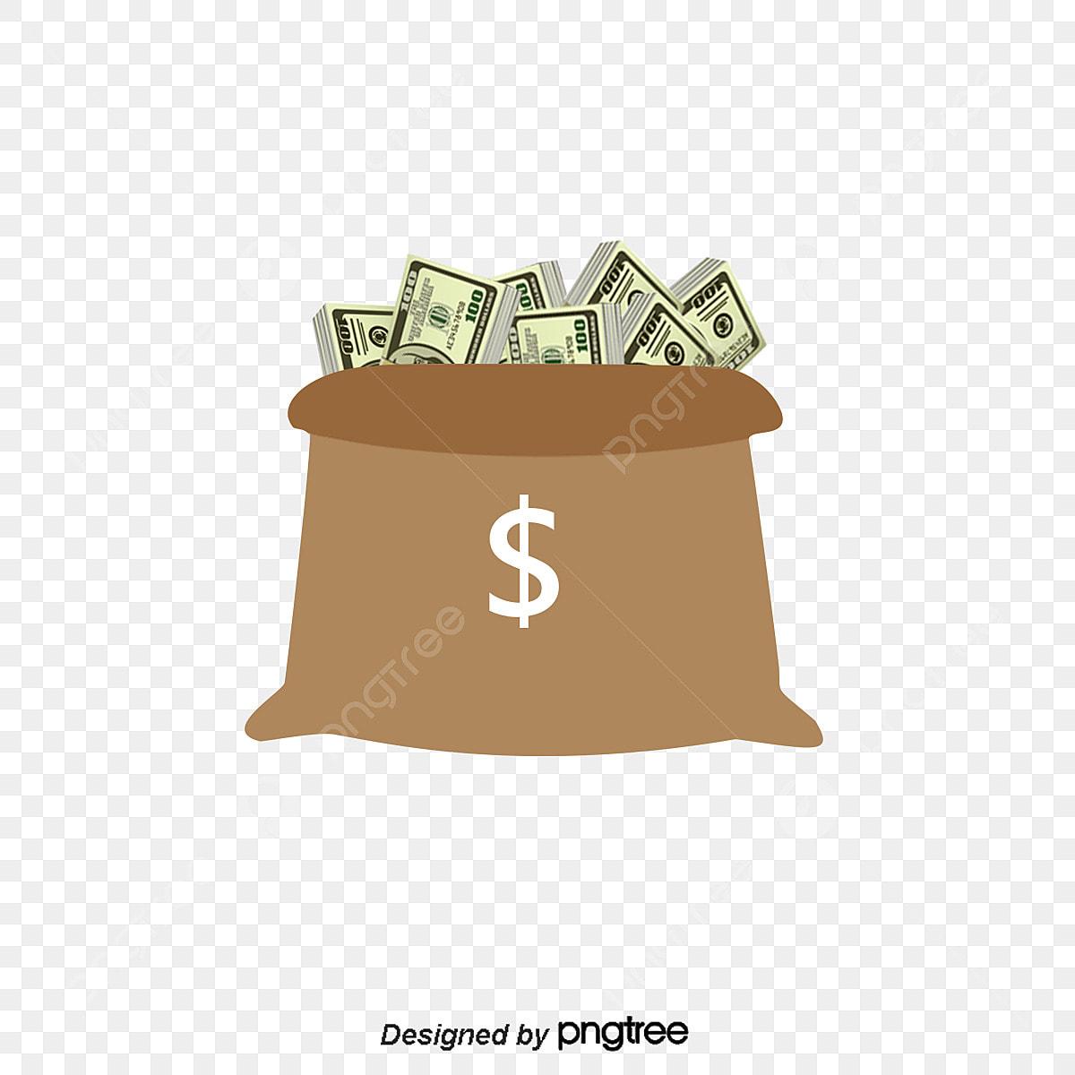 un sac de billets de banque   renminbi le papier monnaie