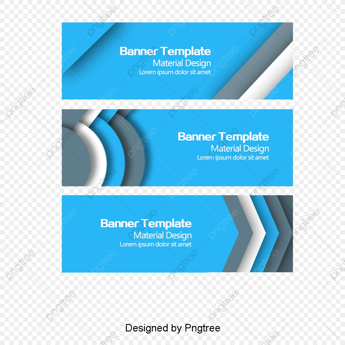Banners Colorful Fashion Banner Creative Banner Templates