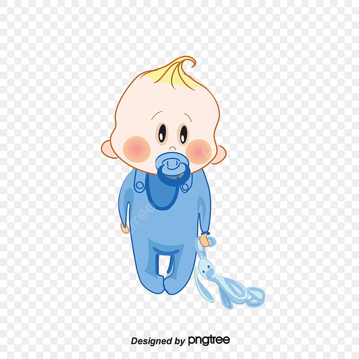 الدمية الكرتون مصاصة كليب الحلمة طفل طفل Png وملف Psd للتحميل مجانا