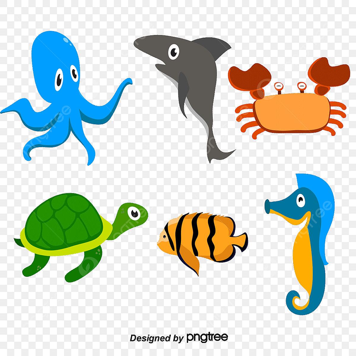Animais Coloridos Color Animal Animais Dos Desenhos Animados