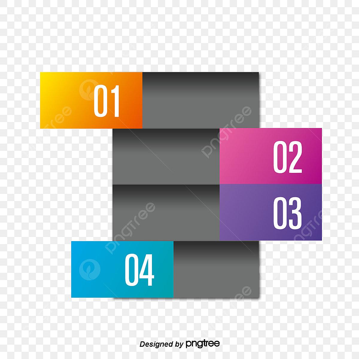 Creative Infographics Vector Material, Creative Design