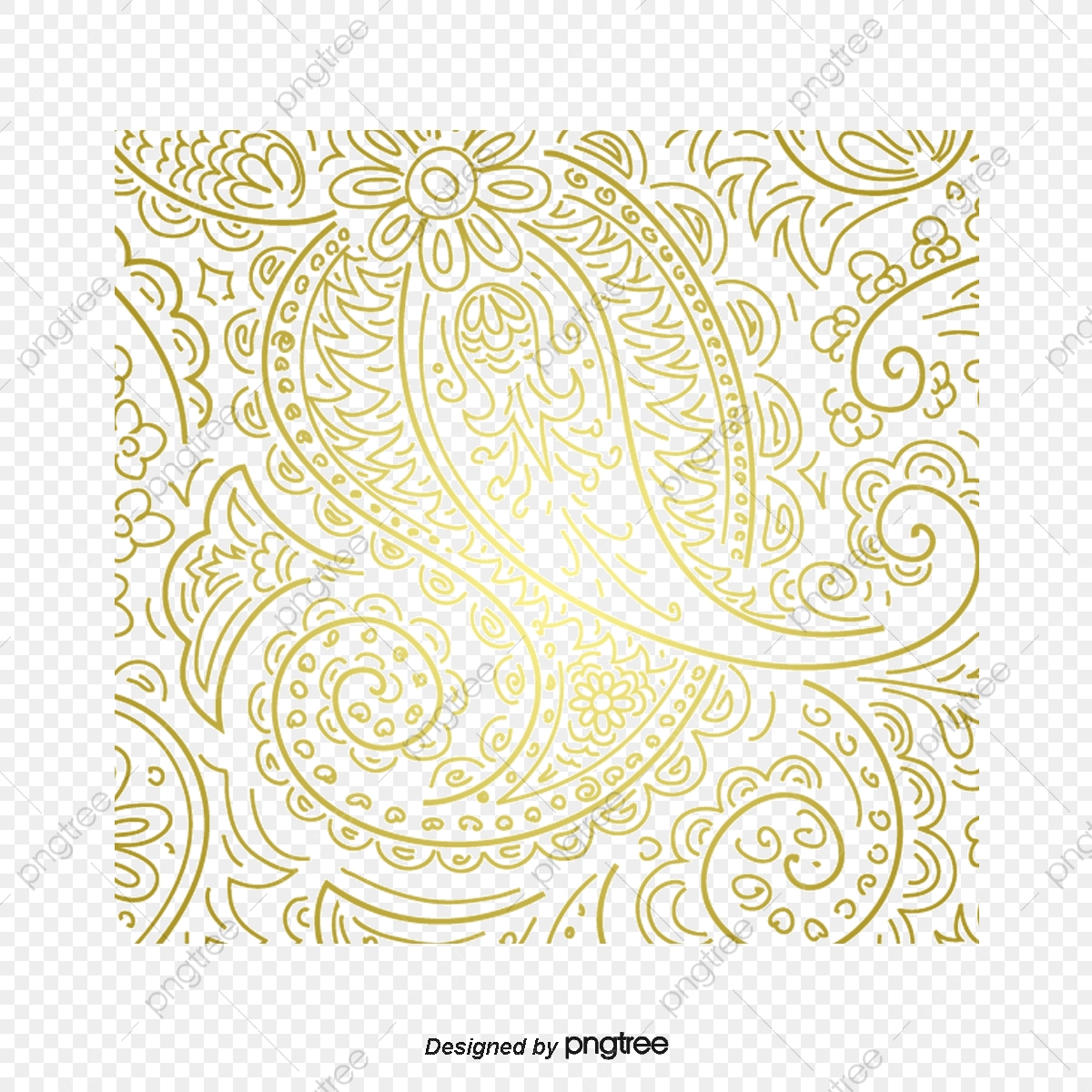 Batik PNG Vector And PSD Files