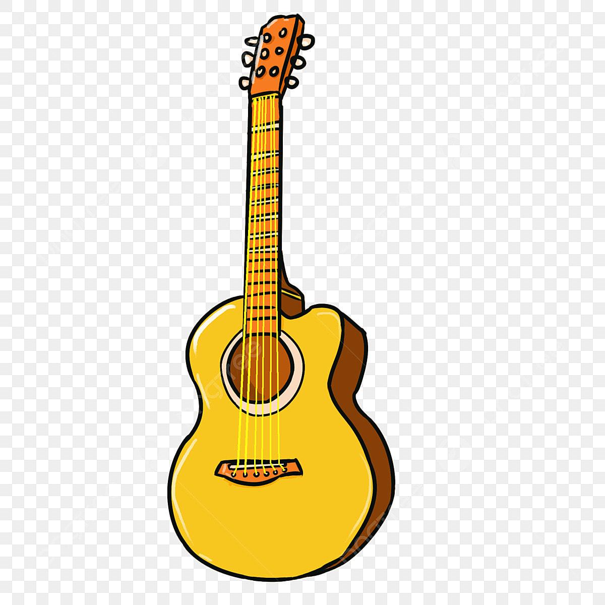 Metade De Um Violao Retro Guitarra Meia Arquivo Png E Psd Para