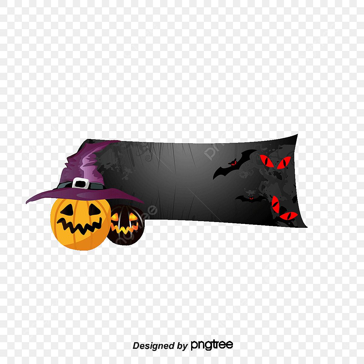 Citrouille D halloween De Bordure En Mati¨re De Vecteur