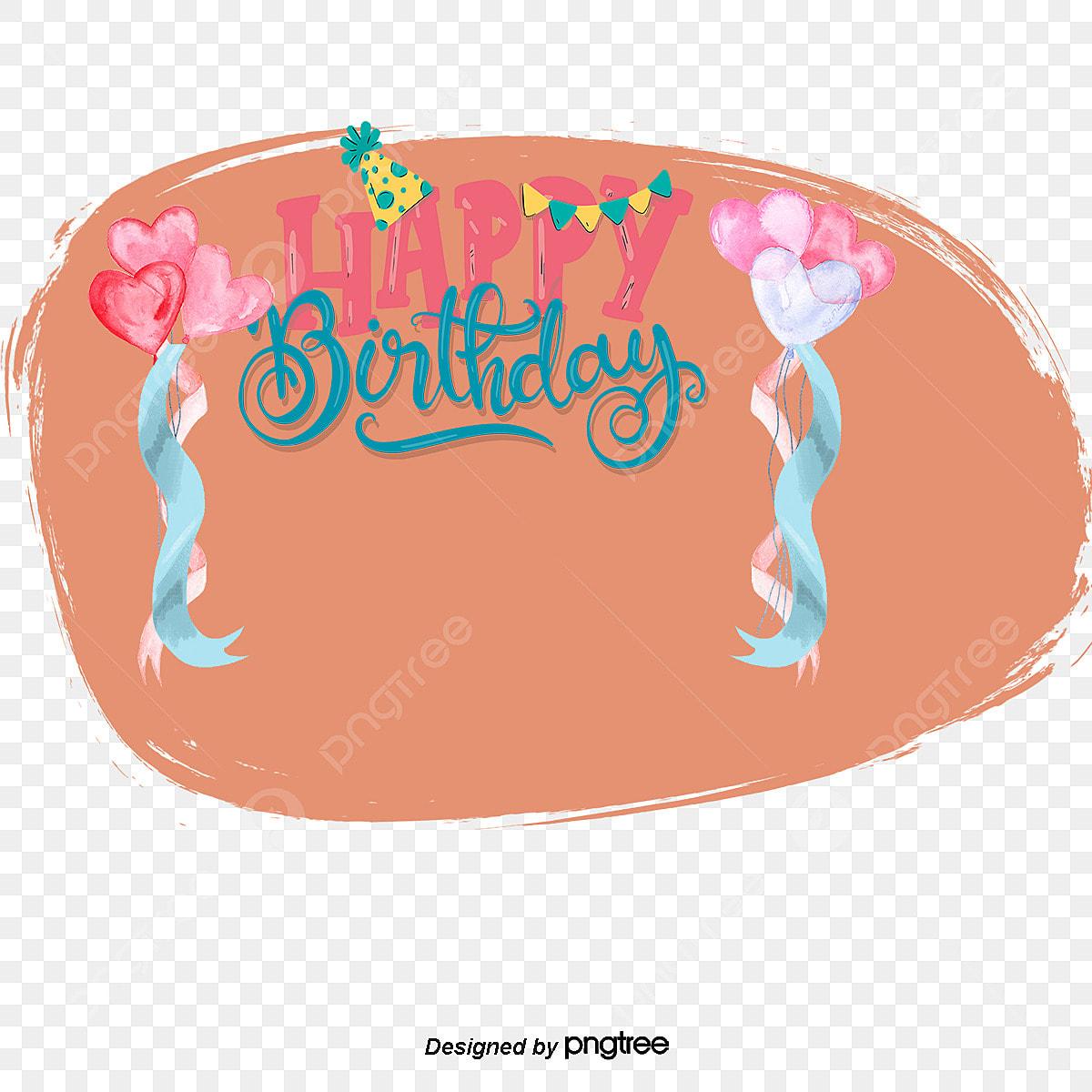 Happy Birthday Background Happy Birthday Vector