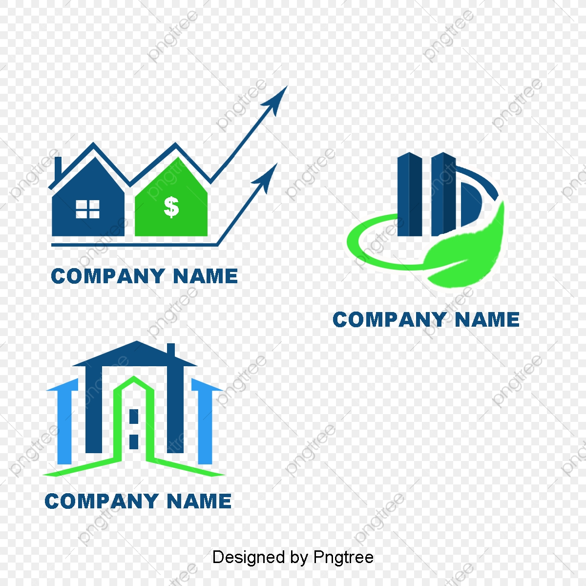 Vector Real Estate Logo, Property Logo, Corporate Logo, Vector PNG