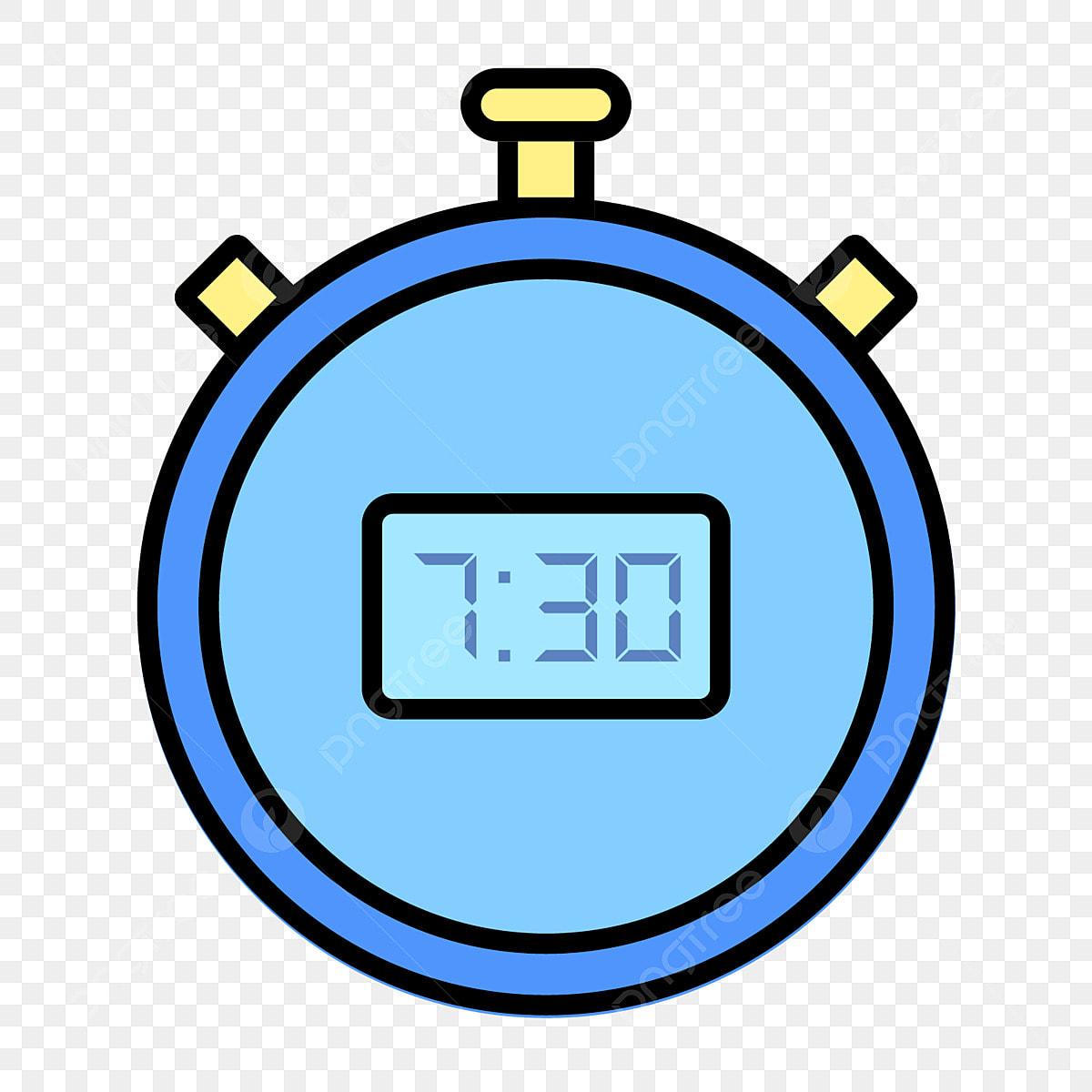 un chronom u00e8tre de vecteur graphique vectoriel logo logo