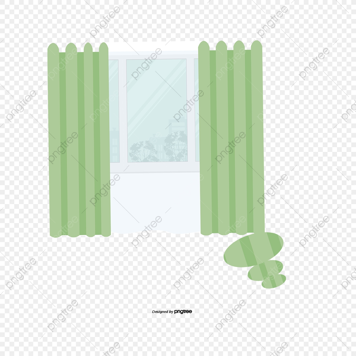 Window Frame, Vector, Ai, Cartoon PNG and Vector with
