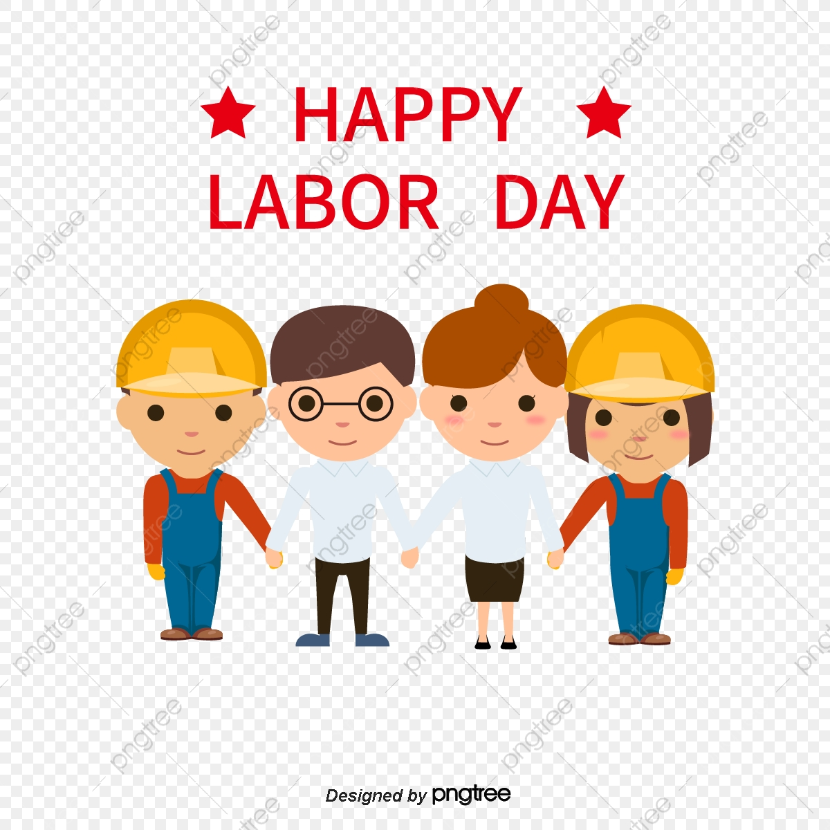 51 Labor Day Character Cartoon Image Cartoon Vector 51 Labor Day Png And Vector With Transparent Background For Free Download